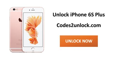 unlock t mobile apple iphone 6s plus