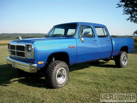 dodge w250 information and photos momentcar