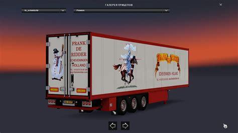 maps to the trailer schmitz fdr trailer 1 22 x mod truck simulator 2 mods