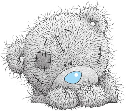 Tatty Teddy Wall Stickers free coloring pages of tatty teddy bear