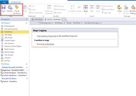 sharepoint 2013 reusable workflow sharepoint 2013 copy reusable workflows from one site to