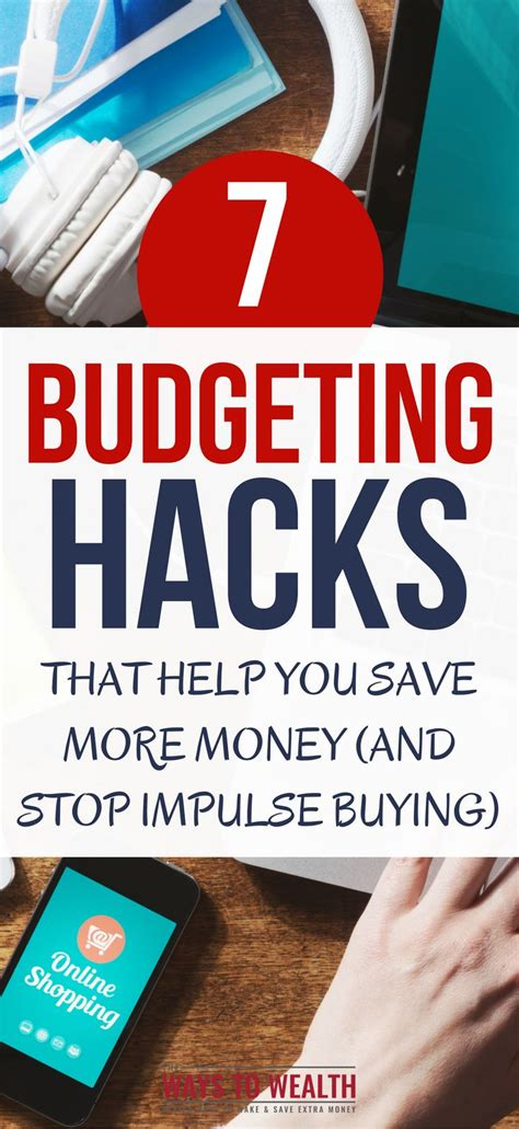 Tips To Stop Impulse Buying by 153119 Best Save More Spend Less Images On