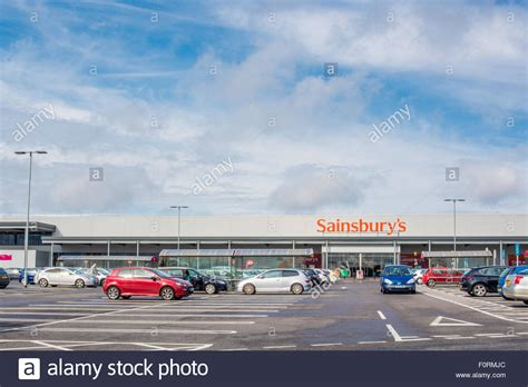 bentley bridge shopping sainsburys supermarket at bentley bridge retail park