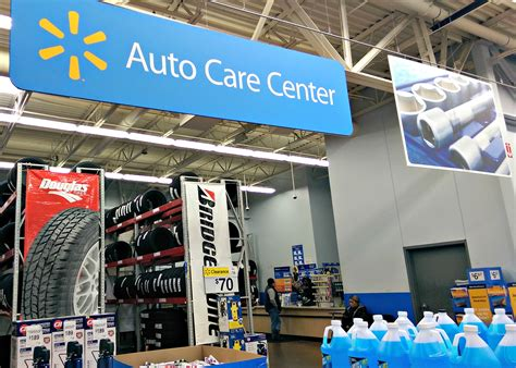 walmart auto section tip to save time and money multi task with