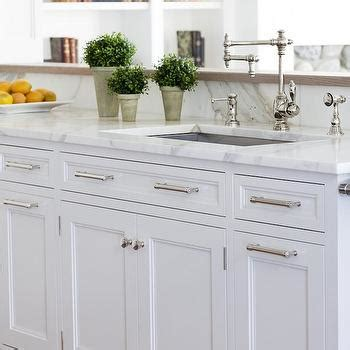 White Kitchen Cabinets Hardware Inset Kitchen Cabinets Design Ideas