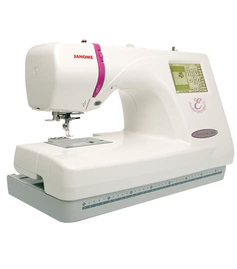 Janome Memory Craft janome memory craft 350e embroidery machine jo