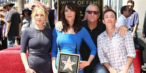 married with children cast married with children just had the best family reunion