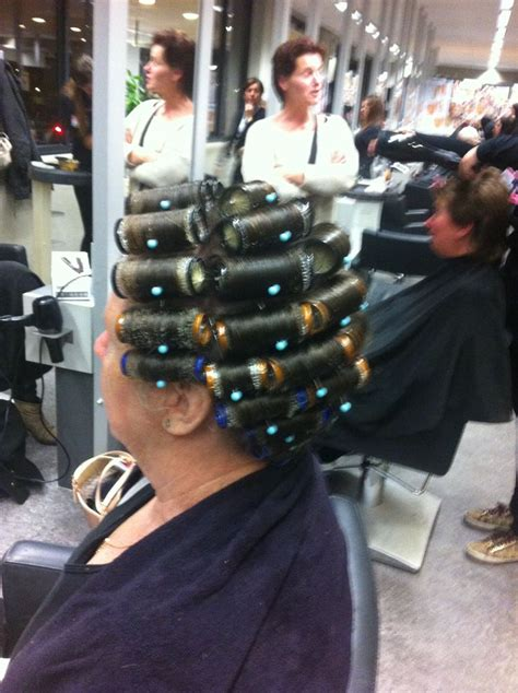 men setting hair on rollers 74 best my femmy friday images on pinterest