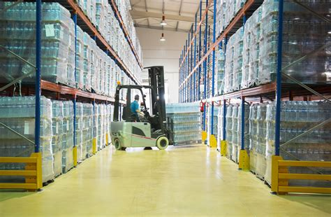 Big Pack Gestell by Efficient Packaging In The Warehouse