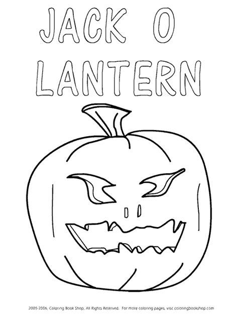 jack o lantern printable book halloween printable coloring pages design your own jack o