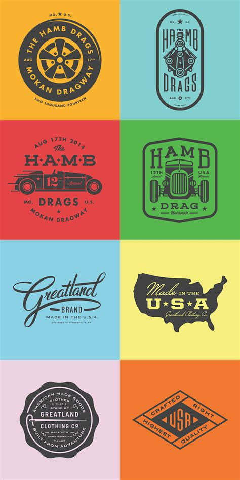 design inspiration retro 20 beautiful vintage style logos for design inspiration