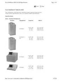 page 1 of 4 pyxis medstation 2000 rx 2000 specifications
