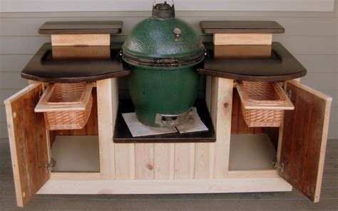 big green egg cabinet 1000 images about big green egg on pinterest big