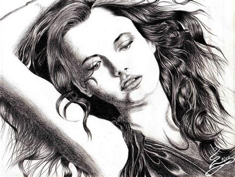 dibujos realistas y fantasticos les presento a mi prima paola arte taringa