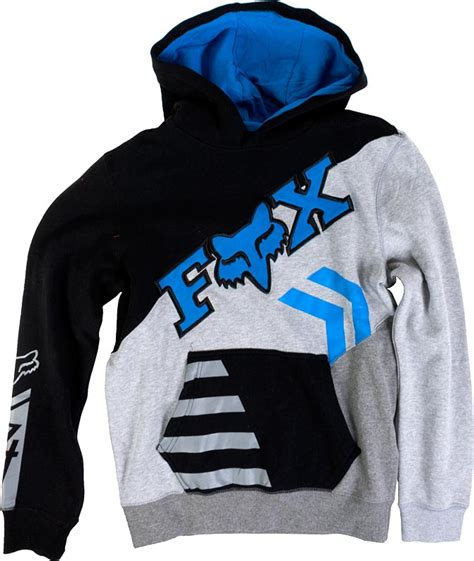 Fox Racing Diskors Mens Pullover Hoodies fox racing trax pullover hoodie sweatshirt black fox racing mens sweatshirts at bob s cycle