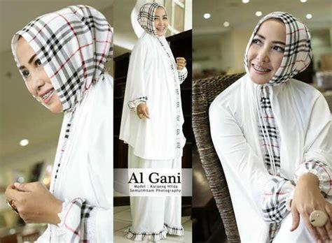 Mukena Ayu Ting Ting Al Gani model mukena al gani archives page 7 of 9 jual mukena al gani