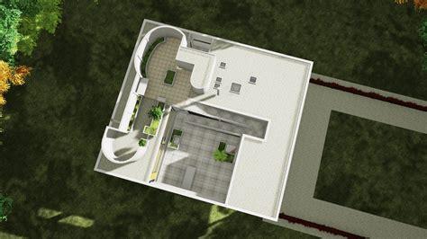 le corbusier tetto giardino villa savoye progettata con un software bim parte 3