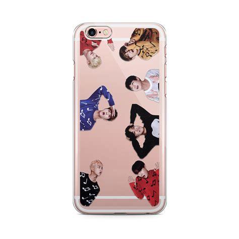 Kpop Phone Cases Velvet 1 Hardcase Print bts transparent daebakcases aesthetics bts kpop and korean