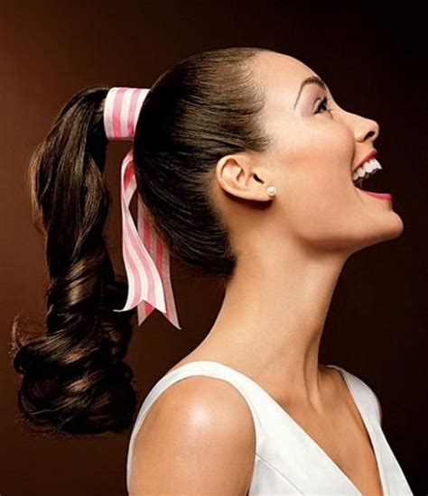 pony tail for 50 year old hair ponytail over 50 brilliant and lovely 50s hairstyles