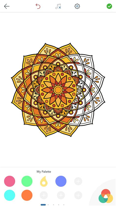 mandala coloring book app mandala coloring pages