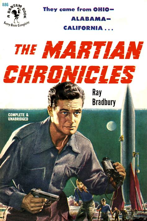 libro the martian chronicles flamingo el buche de gusanos portadas cr 243 nicas marcianas