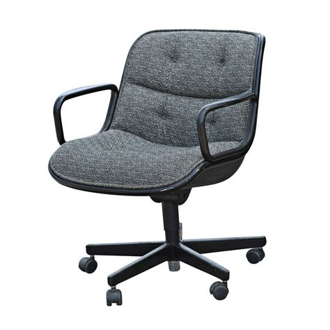 knoll pollock chair five charles pollock for knoll executive swivel chairs at