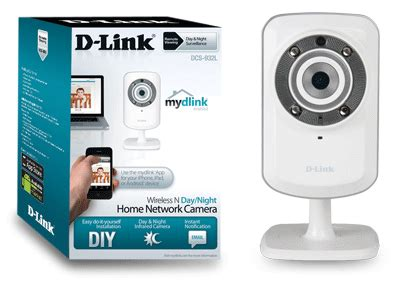 d link wireless n day/night network camera promises simple