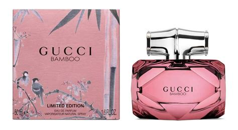 No Box Original Eropa Parfum Gucci Bamboo Edp 75 Ml gucci bamboo limited edition gucci perfume a new fragrance for 2017