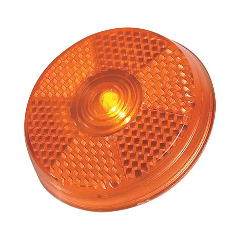clip on reflector light 3 function led reflector clip china wholesale 3 function