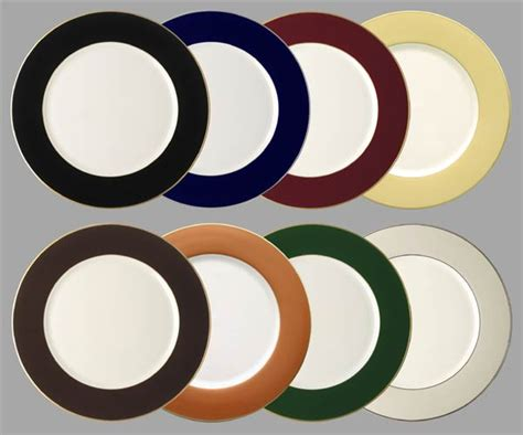 ivory charger plates blue gold ivory charger plate park avenue gifts