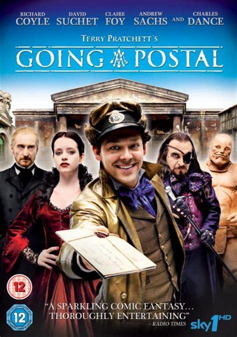 Going Postal going postal dvd zavvi