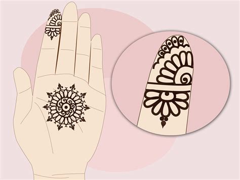 design by yourself how to design a simple indian engagement mehndi 12 steps