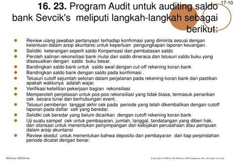 Contoh Surat Rapat Natulen by Ppt Penyelesaian Pekerjaan Audit Powerpoint Presentation