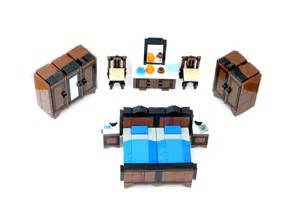 Lego Bedroom Furniture Lego Ideas Minifig Furniture Bedroom