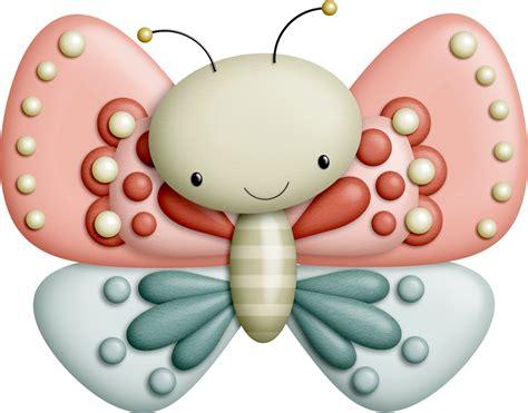 imagenes tiernas muñequitos mariposas bonitas infantiles imagui