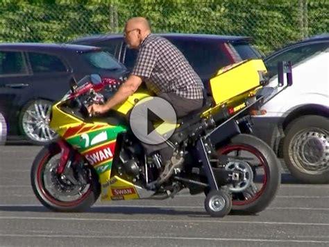 Motorrad Anf Nger Cup by Yamaha R1 Mit St 252 Tzr 228 Dern Motorradfahren Mit Handicap