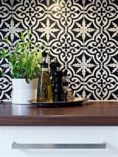 best 25 moroccan tile backsplash ideas on pinterest