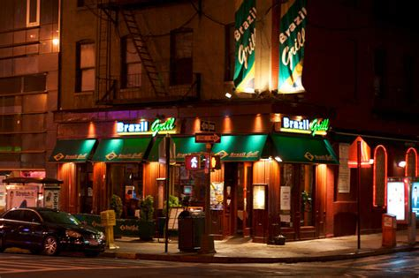 Hotels In Manhattan With Balconies by Brazil Grill New York City 787 8th Ave Midtown Menu
