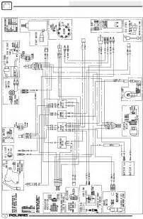 polaris scrambler 50 wiring schematic scrambler free printable wiring diagrams