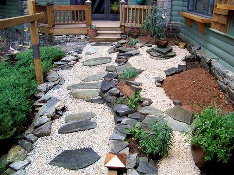 Exterior Garden Design Japanese Garden Design Encompassing Simplicity And Harmony