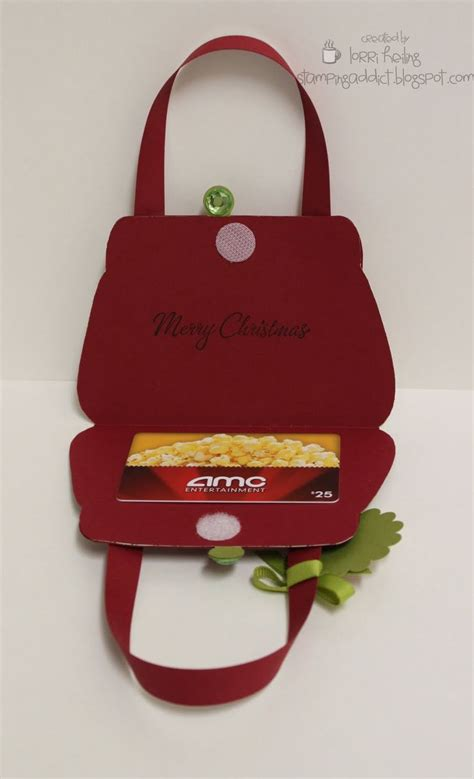 cricut gift card holder template gift card purses idea would be easy to create in