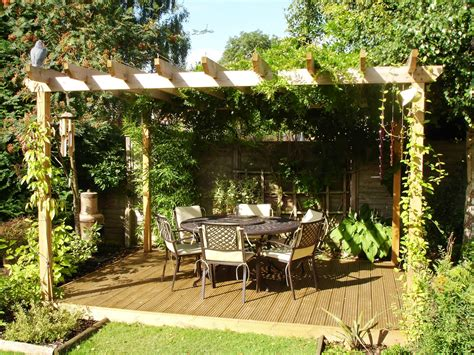Pour Jardin by Modele Amenagement Jardin