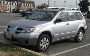 06 Mitsubishi Outlander Outlander Release Date New Cars Review