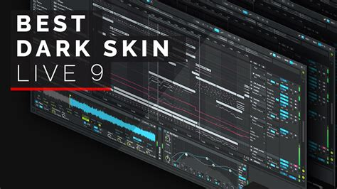 themes for ableton live 9 best skin for ableton live trisles