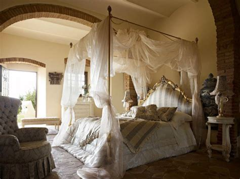 Canopy Decorating Ideas | cool bed canopy ideas for modern bedroom decor