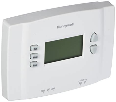 honeywell home comfort honeywell rth2300b1012 e1 5 2 day programmable thermostat