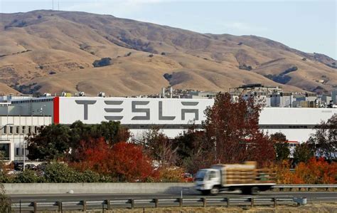tesla fremont california tesla s bay area real estate empire keeps growing san