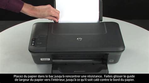reset imprimante hp deskjet 2050 r 233 soudre les probl 232 mes d entra 238 nement du papier