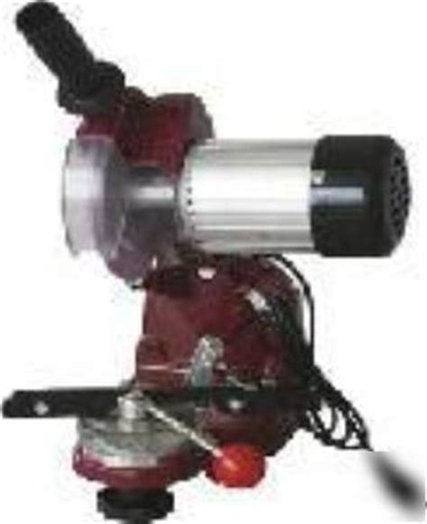 bench grinder wall mount new chainsaw sharpener bench or wall mount grinder
