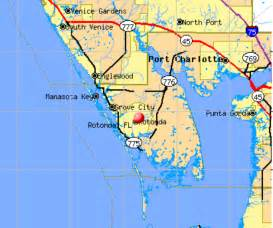 map of rotonda west florida vacant land for sale in rotonda west florida land century